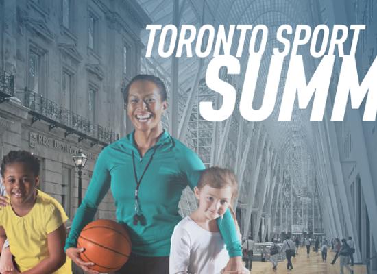 Toronto Sport Summit banner photo