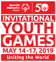 Special Olympics Ontario Youth Games logo