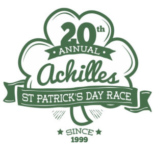 Achilles St Patricks Day Race logo