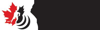 canadian blind hockey logo